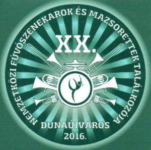 Fúvós logó 2016